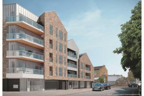 Ravensbury Terrace, Earlsfield, SW18. 1 bedroom flat