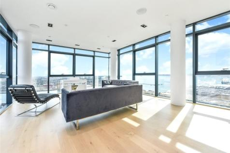 The Moresby Tower, Admirals Quay, Ocean Village, Southampton, SO14. 3 bedroom penthouse