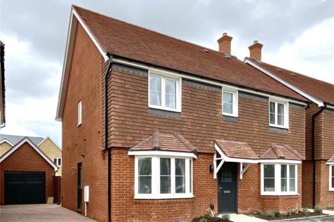 Aurum Green, Crockford Lane, Chineham, Hampshire, RG24. 4 bedroom detached house