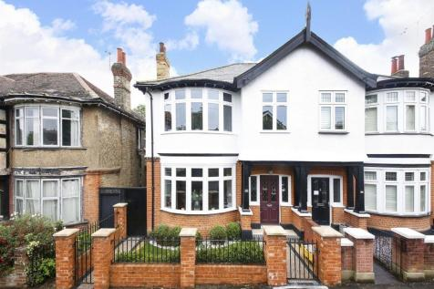 Stafford Road, Sidcup. 4 bedroom semi-detached house