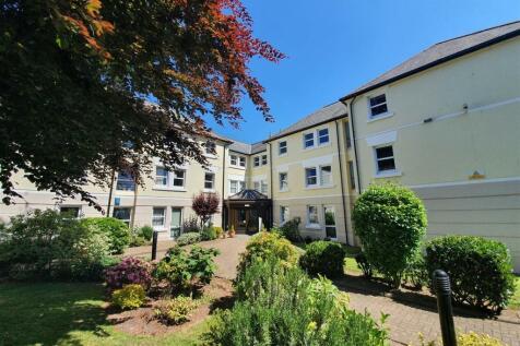 Barum Court, Barnstaple. 2 bedroom retirement property for sale