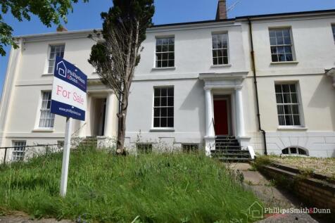 Newport Terrace, Barnstaple. Terraced house for sale