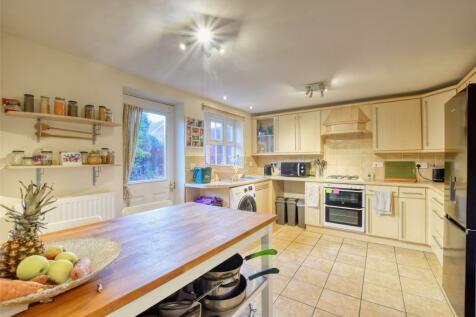 Westacott Meadow, Barnstaple, Devon, EX32. 4 bedroom detached house for sale