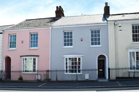 South Street, Barnstaple, Devon, EX32. 4 bedroom terraced house for sale