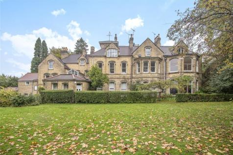 Edenhurst, 54 Oakhill Road, Sevenoaks, Kent, TN13. 2 bedroom apartment