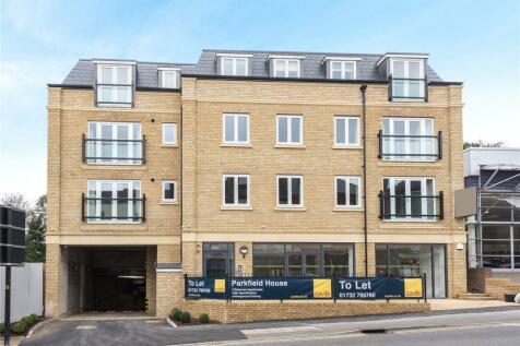 Parkfield House, 96 London Road, Sevenoaks, Kent, TN13. 2 bedroom apartment