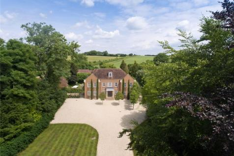 Rookery Lane, Broughton, Stockbridge, Hampshire, SO20. 9 bedroom detached house for sale