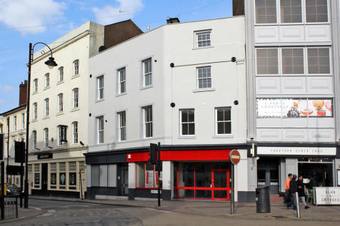 North Street, Wolverhampton. Studio flat