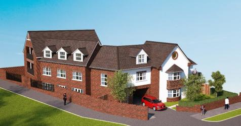 Duppas Hill Terrace, South Croydon, Surrey, CR0. Land for sale