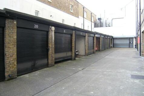 Lock-up Garage, Rutland Gate, Knightsbridge, SW7. Garages for sale