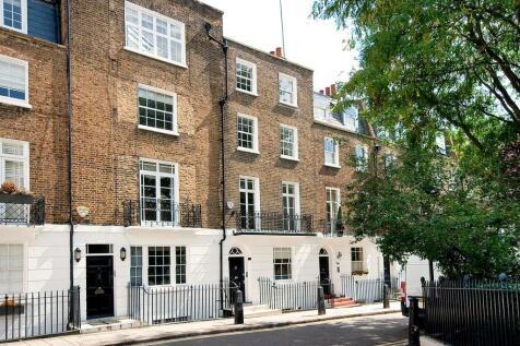Trevor Square, Knightsbridge SW7. 4 bedroom terraced house