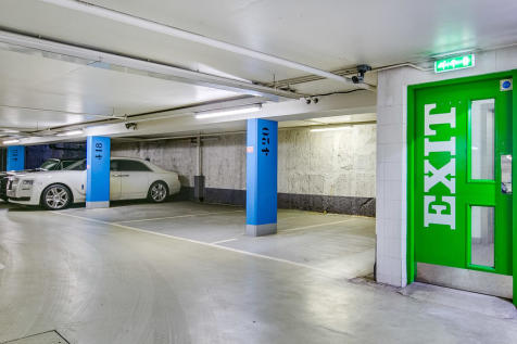 Secure Garage Space, Park Lane. Garages for sale