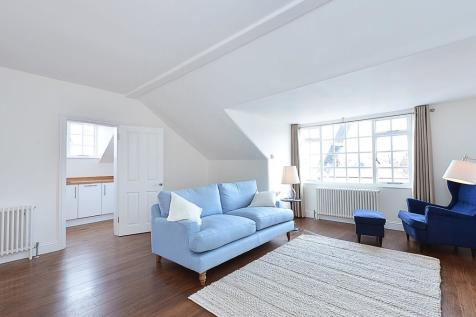 The Little Boltons, Chelsea, SW10. 1 bedroom apartment