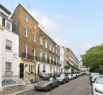 Sterling Street, Knightsbridge, SW7. 3 bedroom terraced house