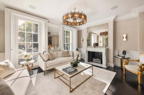 Montpelier Square, Knightsbridge. 6 bedroom terraced house for sale