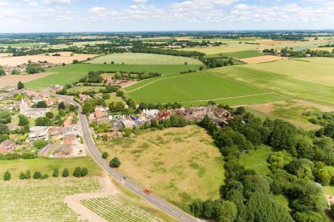 Attleborough Road, Great Ellingham, ATTLEBOROUGH, NR17 1LG. Land for sale