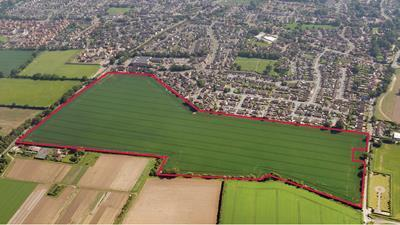 Development Site, Buxton Road, Old Catton, Norwich, Norfolk, NR6 7HS. Land for sale