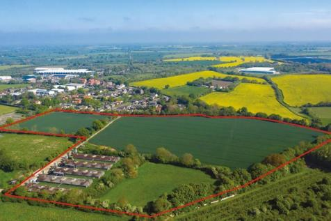 Residential Development Site, Harrisons Lane, Halesworth, IP19 8QA. Land for sale