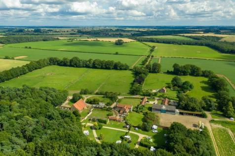 Barmer Hall Farm, Barmer, Syderston, King's Lynn, Norfolk, PE31 8SR. Farm land