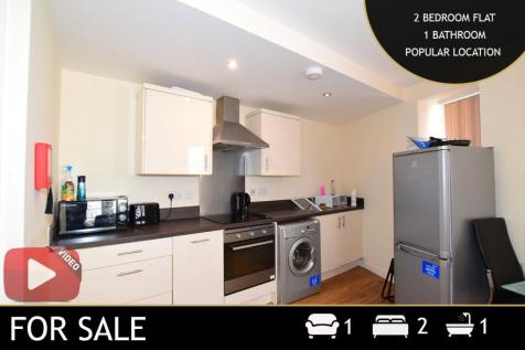 Rutland Street, Leicester, LE1. 2 bedroom apartment