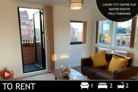 Sangha Court, 6 Regent Street, Leicester, LE1. 2 bedroom apartment