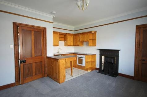 Crieff Road , Perth, Perthshire, PH1. 1 bedroom flat