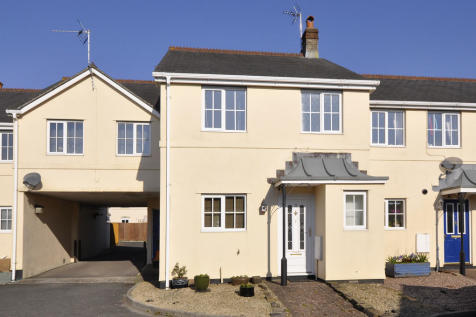 Perrys Close, Cheddar. 3 bedroom terraced house