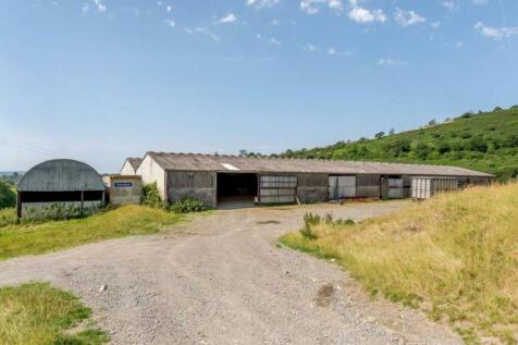 Llanfynydd, Carmarthen. Farm land for sale