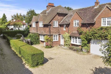 Nursery Cottages, St. Albans, Hertfordshire. 4 bedroom semi-detached house