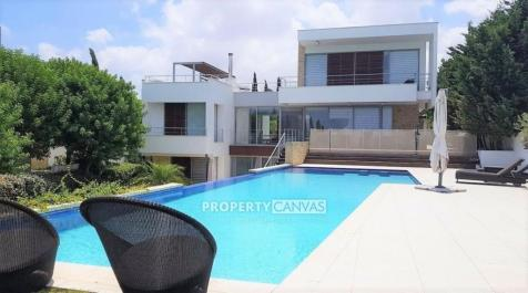 Paphos, Lachi. 5 bedroom detached villa