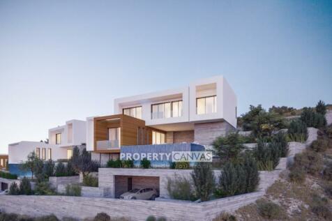 Paphos, Acheleia. 4 bedroom detached villa