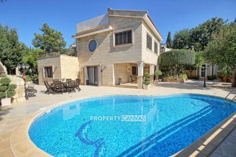 Paphos, Kamares. 4 bedroom detached villa