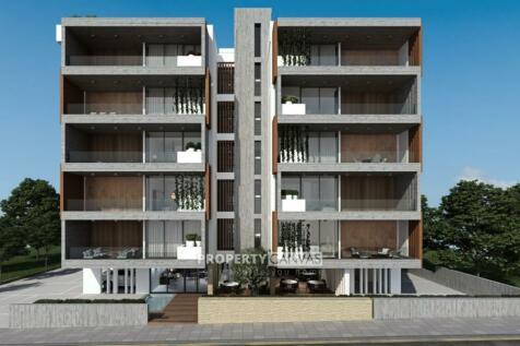 Paphos, Paphos. Residential development