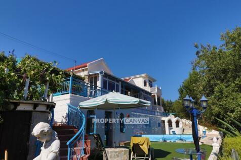 Paphos, Tsada. 5 bedroom detached villa