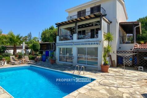Paphos, Tala. 3 bedroom detached villa