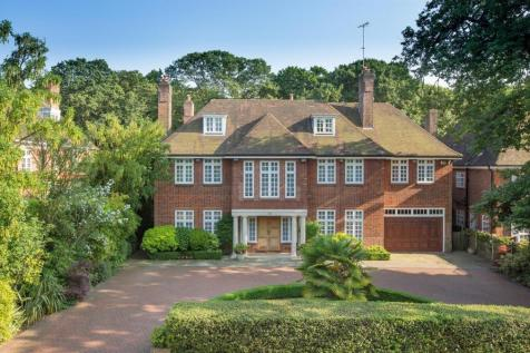 Ingram Avenue, NW11. 7 bedroom detached house for sale