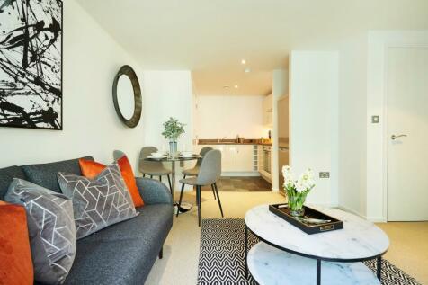 Velocity Village, Solly Street, Sheffield, S1. 1 bedroom apartment