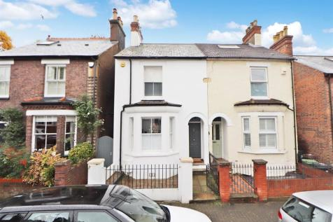 Liverpool Road, St. Albans. 3 bedroom semi-detached house for sale