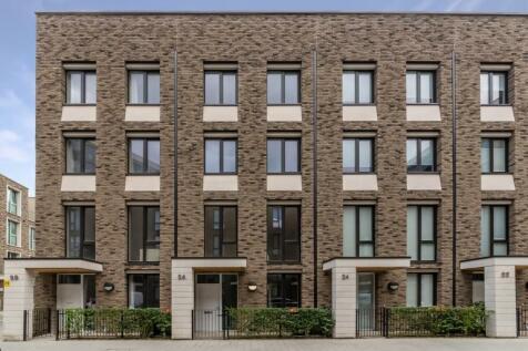 11.H.06 Endevour House, Royal Wharf, London, E16. 4 bedroom terraced house for sale