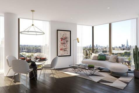 Vetro, Canary Wharf, London, E14. 2 bedroom apartment for sale