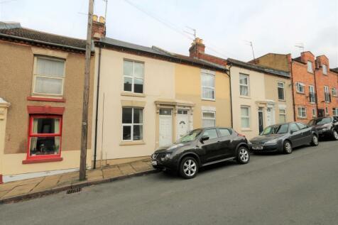 Brook Street, Northampton, NN1 2PE. 3 bedroom terraced house