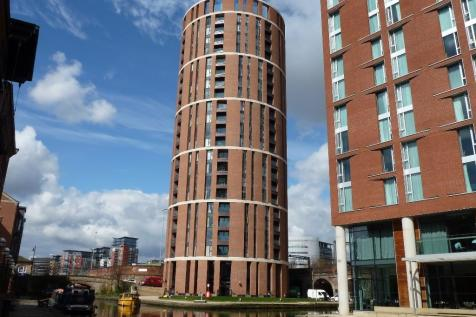 Candle House, Granary Wharf, Leeds LS1. 2 bedroom apartment