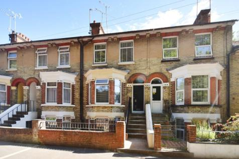 Crabble Avenue, River, Dover, CT17. 3 bedroom terraced house