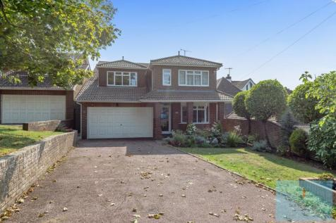 Peacock Lane, Brighton, BN1. 4 bedroom detached house for sale