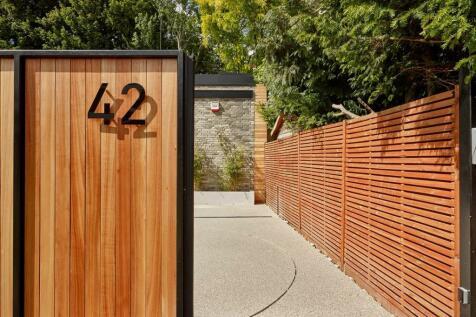 Melrose Road, SW18. 4 bedroom detached house for sale