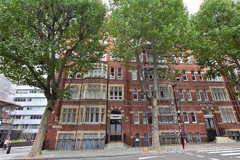 Dulverton Mansions, 170 Gray's Inn Road, Farringdon, London WC1X. 2 bedroom flat