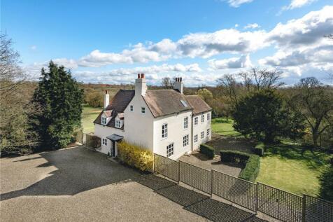 Glazeley, Bridgnorth. 7 bedroom detached house for sale