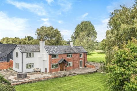 Norton Canon, Hereford. 4 bedroom detached house for sale