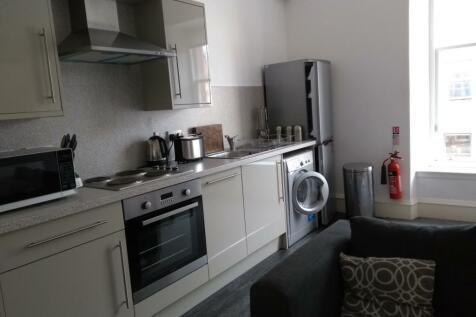 Port Street, Stirling Town, Stirling, FK8. 2 bedroom flat