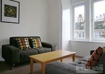 Barnton Street, Stirling Town, Stirling, FK8. 3 bedroom flat
